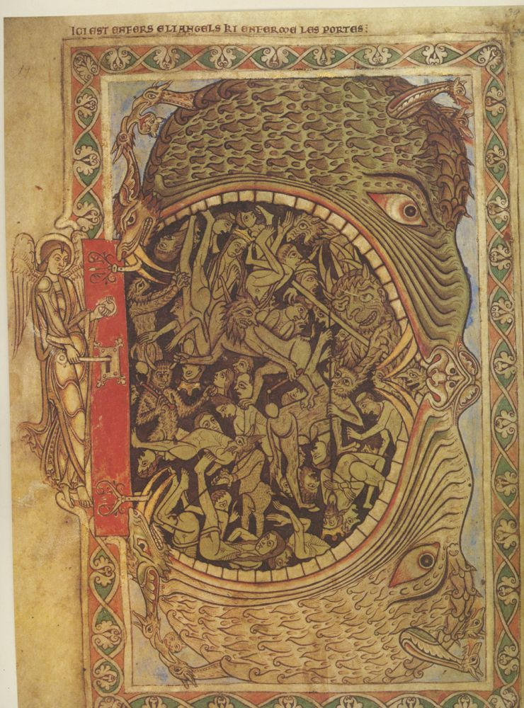 The Winchester Psalter
