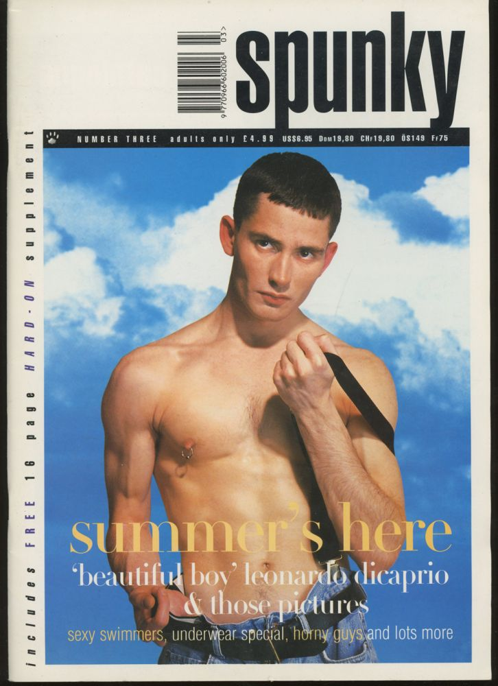 Spunky, Number Three, Summer Issue 1998. Bjorn Anderson.