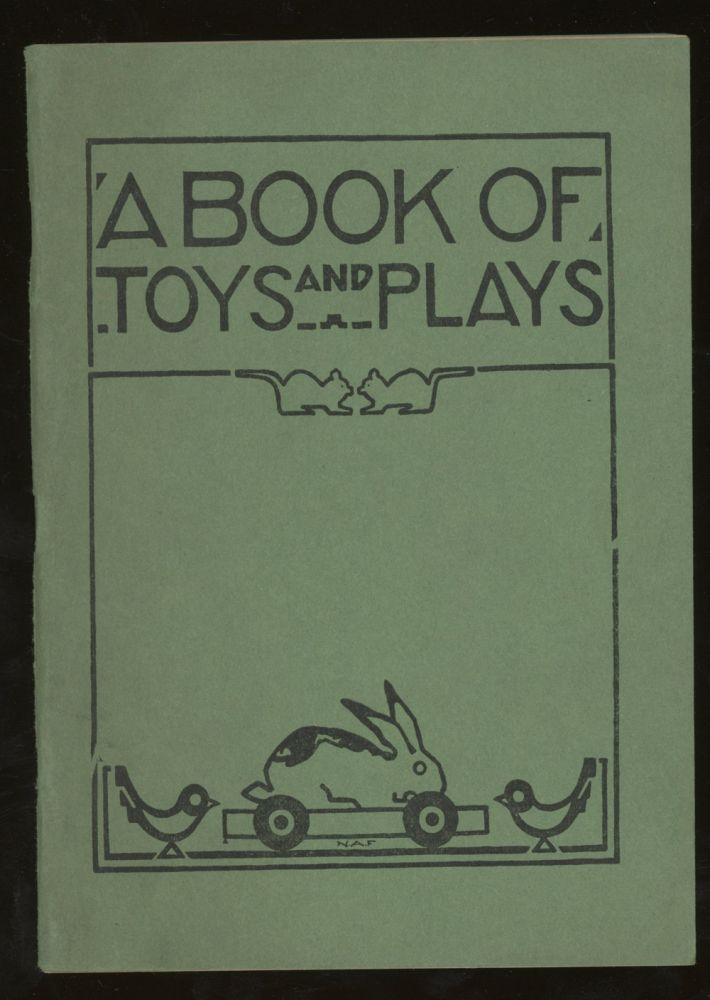 A Primer for Teaching Reading to Beginning B First Children (A Book of Toys and Plays). Detroit Public Schools.