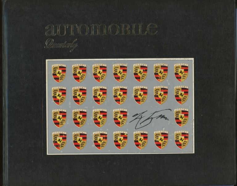 Automobile Quarterly, Volume 36, Number 4, July 1997. L. Scott Bailey.