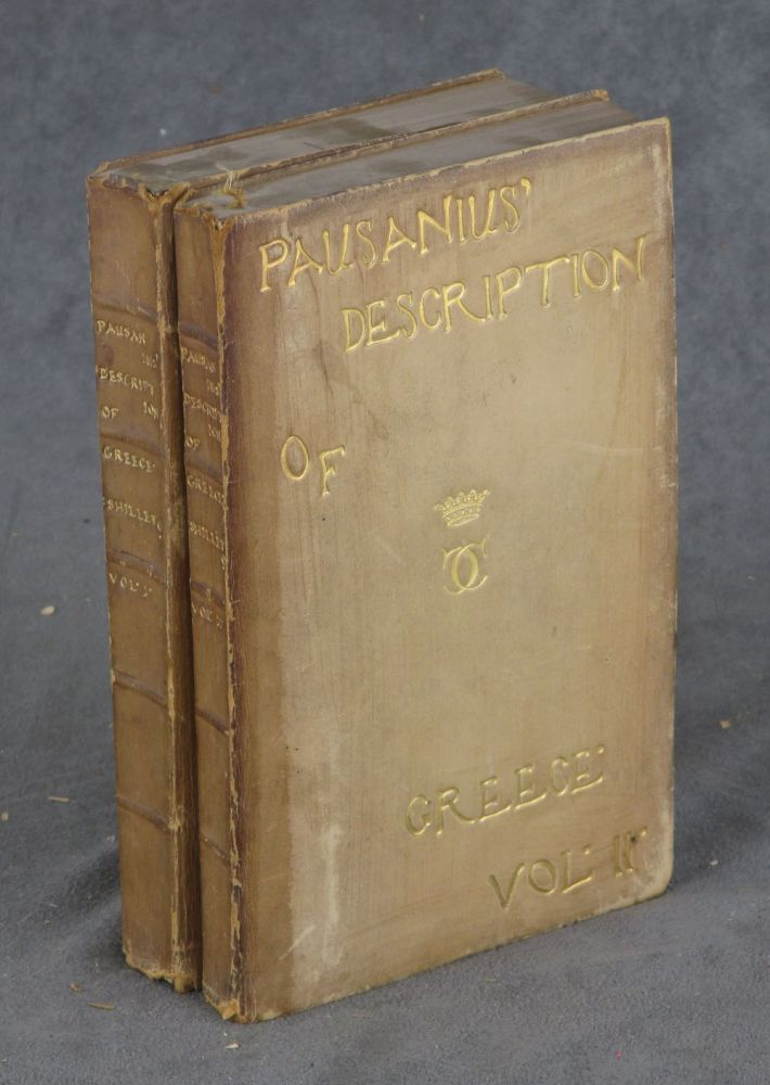 Pausanias' Description of Greece, Complete in Two Volumes.