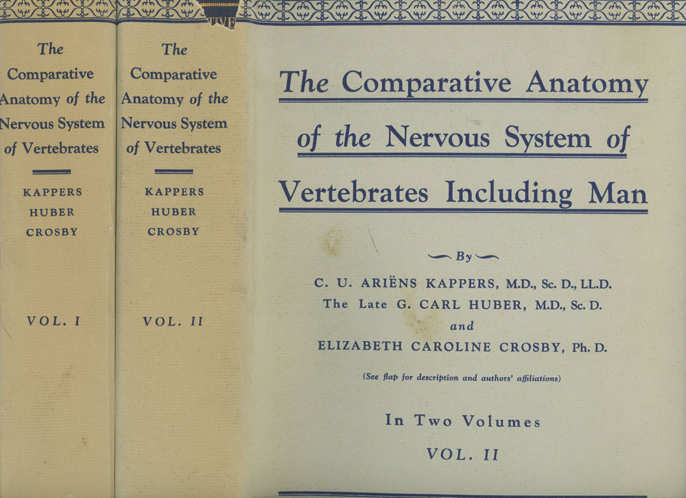 The Comparative Anatomy of the Nervous System of Vertebrates ...