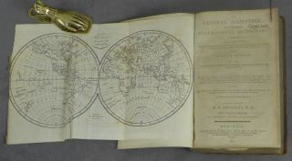 The General Gazetteer; or Compendious Geographical Dictionary: Containing a Description of the...