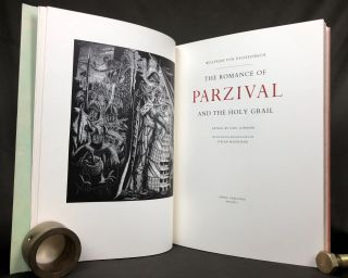 The Romance of Parzival and the Holy Grail, in deluxe binding by John Pearson