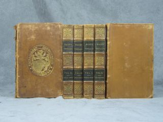 Fragments of Voyages and Travels, The First and Second Series, both complete in 3 volumes (six volumes total)