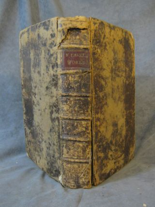 The Whole Works of the Reverend Mr. John Flavel, Late Minister of the Gospel at Dartmouth in Devon, 2 volumes, complete in one book
