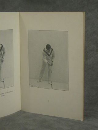 A Lesson in Squash Racquets with Harry L. Cowles