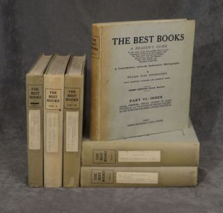 The Best Books: A Reader's Guide and Literary Reference Book...