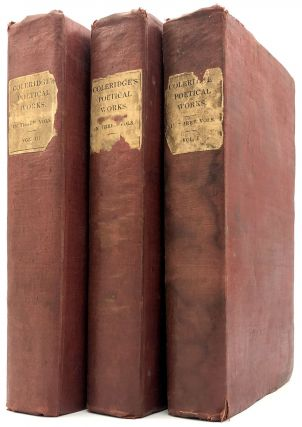 The Poetical Works of S. T. Coleridge, including the Dramas...