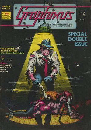 Graphixus, Issue 4 (June-July 1978)