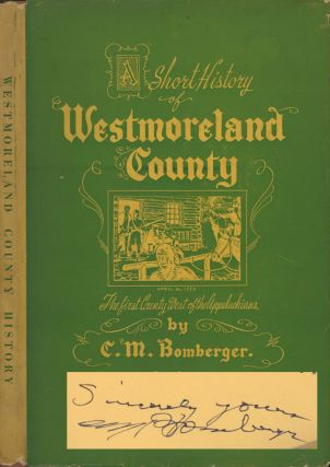 A Short History of Westmoreland County