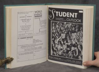 Industrial Democracy (Revolt, Student Outlook and New Frontiers): Periodical Studies in Economics and Politics, Volumes 1-4, 1932-1936
