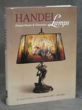 Handel Lamps: Painted Shades and Glassware