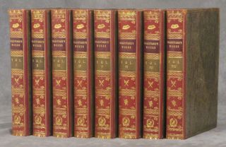 The Plays of William Shakspeare (Shakespeare), complete in 8 volumes
