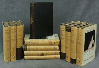 The Bradenham Edition of the Novels and Tales of Benjamin Disraeli, complete in 12 volumes: I....
