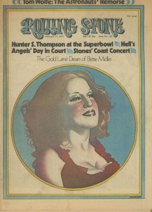Rolling Stone, February 15, 1973 (issue 128)