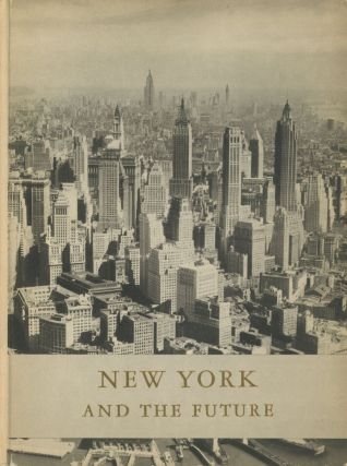 New York and The Future. Bankers Trust Company, Dwight Eisenhower, intro
