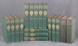 Synthetic Philosophy of Herbert Spencer, in 15 volumes plus An...