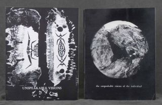 The Unspeakable Visions of the Individual, the first 7 issues (Vol. 1, No. 1, 1971 - Vol. 3, Nos. 1/2, 1973)