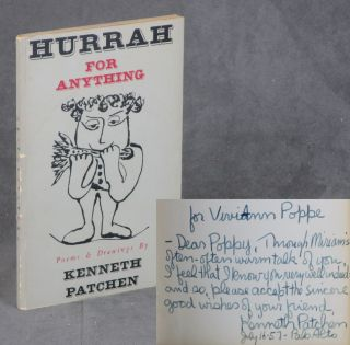 Hurrah for Anything: Poems & Drawings