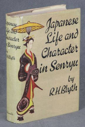 Japanese Life and Character in Senryu