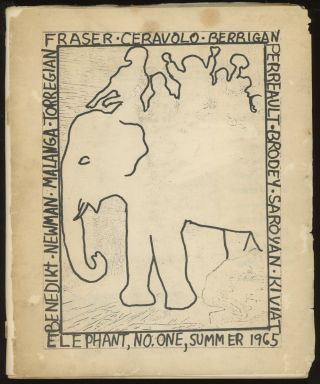 Elephant, Number One, Summer 1965
