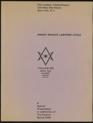 Magick Lantern Cycle: A Special Presentation in Celebration of the Equinox, Spring 1966