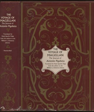 The Voyage of Magellan: The Journal of Antonio Pigafetta