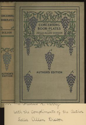 Concerning Book-Plates: A Handbook for Collectors