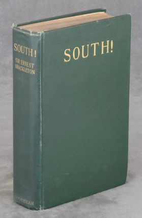 South: The Story of Shackleton's Last Expedition 1914-1917. Ernest Shackleton