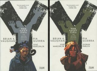Y: The Last Man, Deluxe Edition Book One & Book...