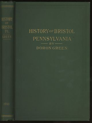 A History of Bristol Borough in the County of Bucks...