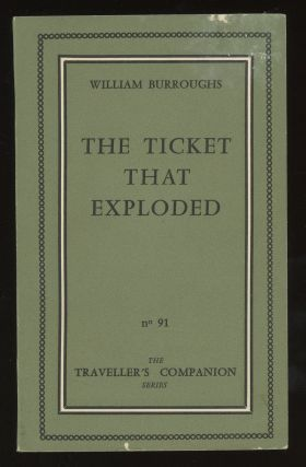 The Ticket That Exploded (The Traveller's Companion series, no. 91)