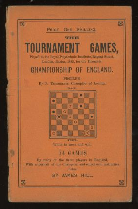 The Tournament Games, played at the Royal Polytechnic Institute, Regent...
