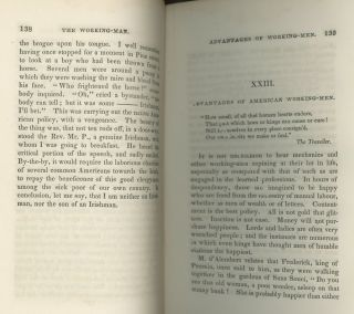 The American Mechanic and Working-Man, in two volumes, complete in a single book