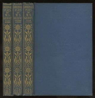 Original Plats, First, Second and Third Series (3 volume set)