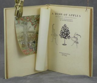 A Dish of Apples -- 1/500 signed by Phillpotts and Rackham