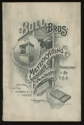 Boll Bros. Mfg. Co. : Brass and Iron Bedsteads, Mattresses...