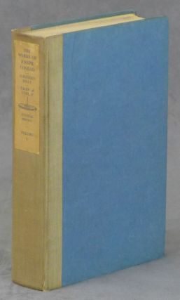 The Works of Joseph Conrad, the Sun-Dial Edition, Volumes 1 through 20