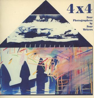 4x4: Four Photographers by Four Writers