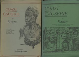Coast Causerie, Numbers 1 and 2 (December 1944 and March 1945)
