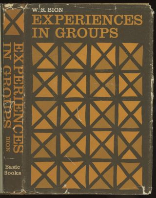 Experiences in Groups: An Other Papers