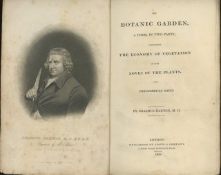 The Botanic Garden, A Poem, in Two Parts; containing The...