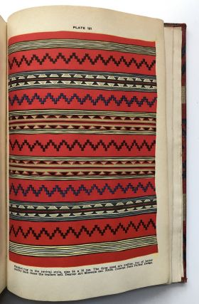 Navaho Weaving: Its Technic and History