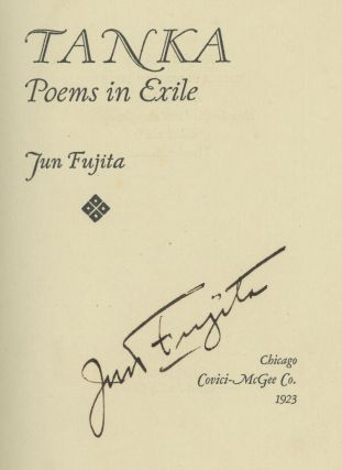 Tanka: Poems in Exile