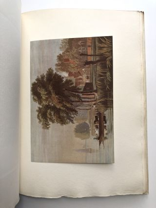 A Treatise on Landscape Painting in Water Colours / Watercolours by David Cox