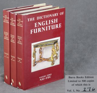 The Dictionary of English Furniture: From the Middle Ages to...