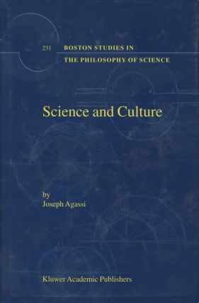 Science and Culture. Joseph Agassi