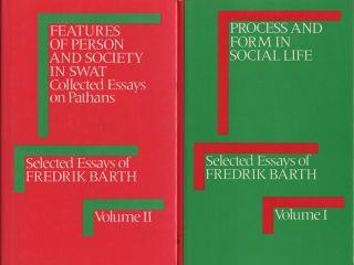Process and Form in Social Life: Selected Essays of Fredrik...