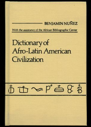Dictionary of Afro-Latin American Civilization